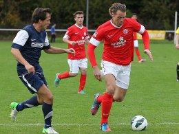 Christian Wetklo kann auch draußen: Der Mainzer Keeper diese Woche im Testspiel gegen den SV Traisa.