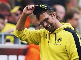 Dortmudns Trainer Jürgen Klopp nahm die Schuld für die Derby-Pleite gegen Schalke auf sich.