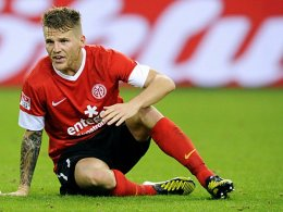 Eugen Polanski fehlt gegen Hoffenheim.