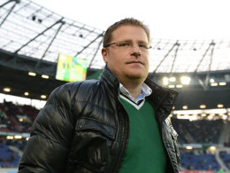 Borussen-Sportdirektor Max Eberl