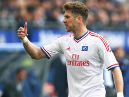 Comeback verschoben: Hamburgs Innenverteidiger Slobodan Rajkovic fällt drei Wochen aus.