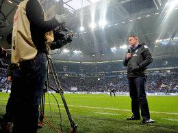 Werder-Manager Klaus Allofs