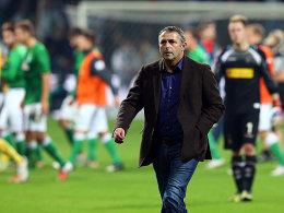 Getrennte Wege: Klaus Allofs verlässt den SV Werder nach 13 Jahren Amtszeit.