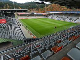 Die Tage scheinen gezählt: Ein Umbau des Freiburger Stadions wäre unwirtschaftlich.