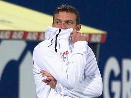 Augsburgs Trainer Markus Weinzierl.