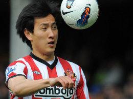 Ein Kandidat für Augsburg? Der Südkoreaner Dong-Won Ji aus Sunderland.