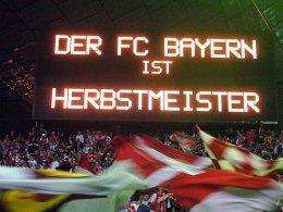 Halt, so weit ist es noch nicht ganz: Die Bayern können am Mittwochabend einen symbolischen Titel erringen.