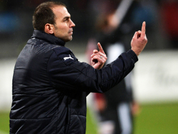 Unter Druck: Hoffenheims Trainer Markus Babbel tritt mit seinem Team gegen Bremen an.