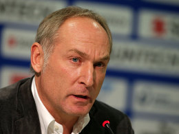 Manager Andreas Müller