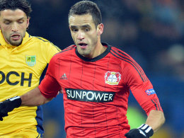 Leverkusens Renato Augusto zieht es in die brasilianische Heimat: Der Mittelfeldmann geht wohl zu Corinthians.