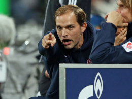 Thomas Tuchel auf Schalke