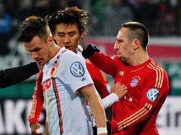 Heynckes rügt Ribery, Rummenigge erinnert an Schmelzer