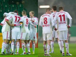 Vor der Pause Bayern-Jäger, nach der Pause den Anschluss verloren: Bayer Leverkusen zeigt sich über 90 Minuten wenig konstant.