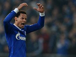 Der Schalker Jermaine Jones muss bis zum 14. Januar warten, eher weiß, wie lange er gesperrt werden wird,