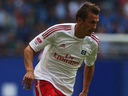 Robert Tesche hat beim Hamburger SV keine Zukunft mehr.