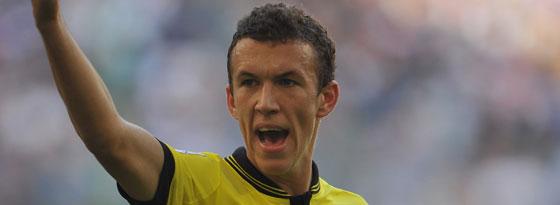 Ivan Perisic jubelt ab sofort für den VfL Wolfsburg.