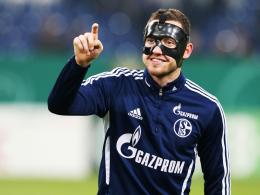 Bleibt den Knappen treu: Marco Höger hat vorzeitig auf Schalke verlängert.