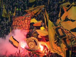 Gibt's auch in Dortmund V-Leute? NRW jedenfalls bestätigte den Einsatz von Vertrauenspersonen in der Fanszene.