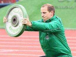Jan Schlaudraff legte sich mit einem Fitnesstrainer der Hannoveraner an.