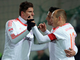 Mario Gomez, Claud