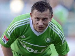 Ivica Olic will in der Rückrunde beim VfL Wolfsburg durchstarten.