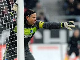 Tim Wiese ist nicht mehr Kapitän der TSG Hoffenheim.