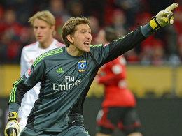 René Adler hat in dieser Spielzeit mit dem Hamburger SV noch ambitionierte Ziele.