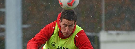 Stürmer Rob Friend wechselt von Eintracht Frankfurt zu 1860 München.