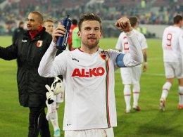Daniel Baier bleibt dem FCA treu