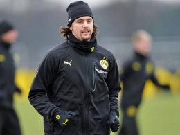 Dortmunds Abwehrmann Neven Subotic ist nach seinem Faserriss in der Wade wieder so gut wie startklar.