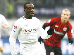 Bei einem Autounfall verletzt: Hoffenheims Neuzugang Luis Advincula.