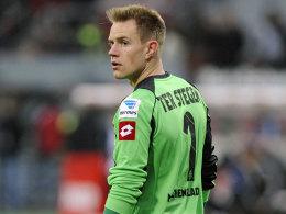 Begehrter Schlussmann: Marc-André ter Stegen von Borussia Mönchengladbach.