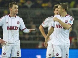 Balitsch (l.) und Simons