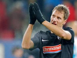 Verlässt den SC Freiburg: Mittelfeldspieler Anton Putsila.