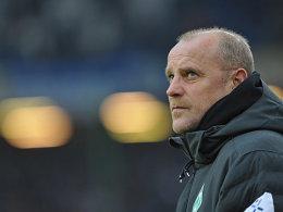 Werder-Coach Thomas Schaaf