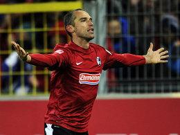 Dienstältester Profi beim Sportclub: Pavel Krmas.