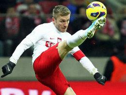 Dortmunds Jakub Blaszczykowski verletzte sich bei Polens Nationalelf und fehlt dem BVB in Stuttgart.