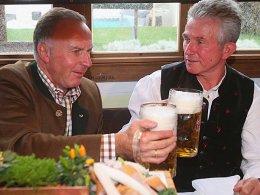 Alkoholfreies Bier? Beim FC Bayern will man nüchtern bleiben.