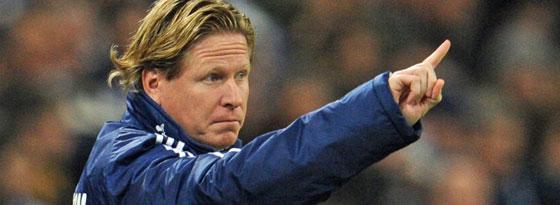 Der vierte Trainer: Markus Gisdol soll nun die Hoffenheimer retten.