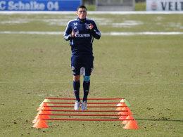 Muss sich weiter gedulden: Schalkes Abwehrspieler Kyriakos Papadopoulos.