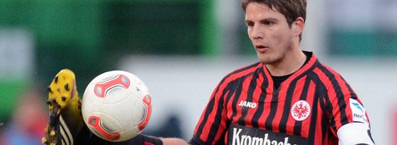 Reicht's bis zum Spiel gegen den FC Bayern? Pirmin Schwegler kann nicht trainieren.
