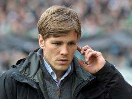 Werder-Kapitän Clemens Fritz.