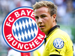 Die Zukunft liegt in München: Mario Götze.