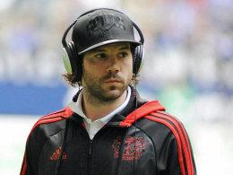 Gonzalo Castro verlängerte vorzeitig in Leverkusen bis 2016.