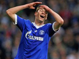 Der Schalker Julian Draxler legte sich bezüglich Borussia Dortmund eindeutig fest