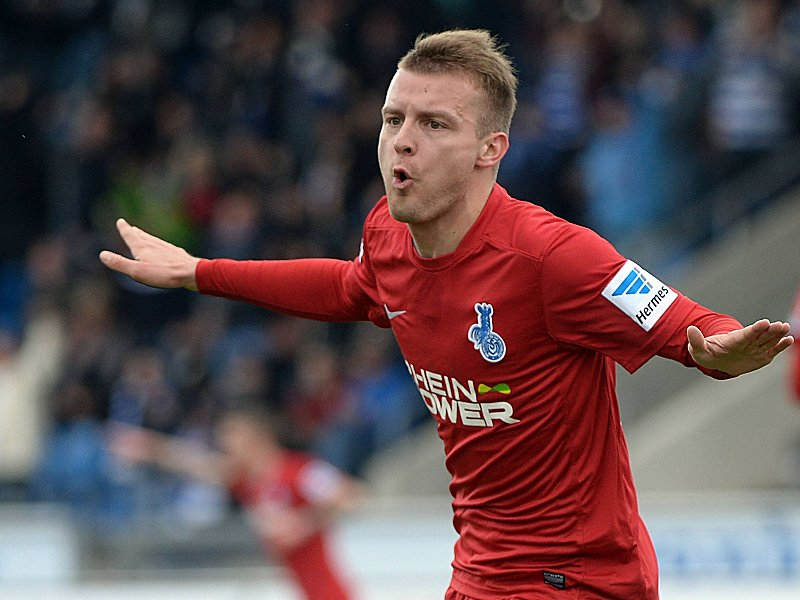 Brosinski ziehts zum Kleeblatt - Bundesliga - kicker
