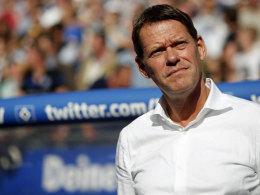 Wohin geht sein Weg: Hamburgs Sportchef Frank Arnesen.
