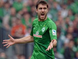 Auf dem Sprung zum BVB: Werders Sokratis steht vor einem Wechsel zur Borussia aus Dortmund.