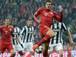 Mario Gomez wird nun auch von Juventus Turin umworben.