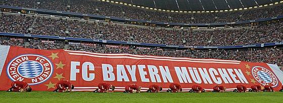 Audi-Cup 2011, damals siegte der FC Barcelona.